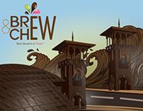 Brew & Chew - Teaser Ad