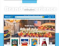 Kraft Brand Page