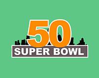 Cobertura Super Bowl 2016 para Liverpool 2016