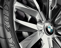 New BMW Wheel Design