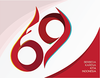 69th Indonesia Indepence Day