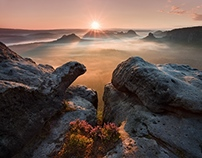 Czech-Saxon Switzerland