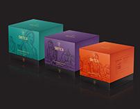 SriTea premium tea design