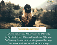 Your Next Adventure - SMM