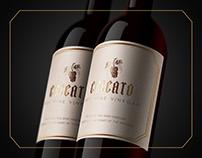 Wine label [packaging]