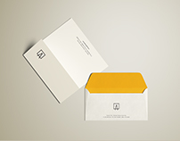 Free Envelope Mockup - PSD