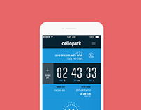 Cellopark new app!
