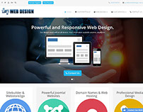 Jon Web Design - 2015 - Version 2