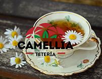 TETERÍACAMELLIA.CL / DISEÑO WEB