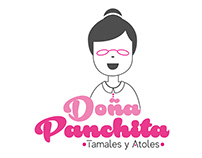 Doña Panchita - Logo