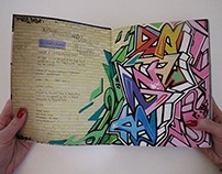 Photos Note Book Graffiti