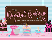The Digital Bakery for Adobe Illustrator