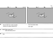 """""""Fishin'"""" Storyboard"""