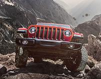 Jeep Wrangler 2019 - webiste photos