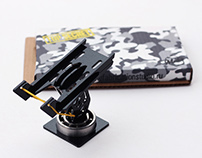 Top Secret: paper plane catapult
