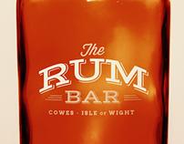 The Rum Bar – Branding Identity