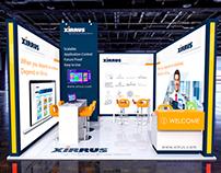 XIRRUS Modular Exhibition Stand