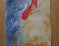 A summer watercolors