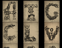 Zodiacal Letters