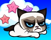 Game UI: Flappy Grumpy