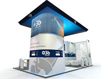 O3B NETWORKS CABSAT DUBAI