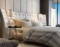 Bedroom Visualization /// Residential