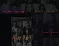 Rhythm Music App