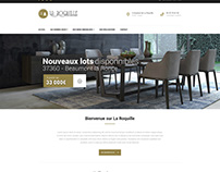 Freelance Project - La Roquille