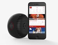 Ticket VR – App & Portal for 360° live streaming