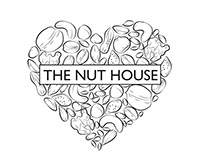 The Nut House, logo design