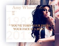 Amy Winehouse | Web Site