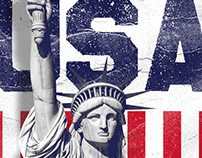 Um pedaço da América