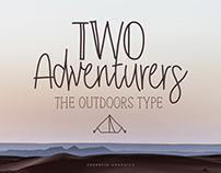 Two Adventurers Font