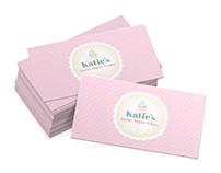 Katie's Sweet Vegan Treats - Rebrand