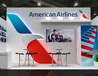 STAND AMERICAN AIRLINES - ANATO 2015