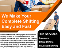 We Make Your COMPLETE SHIFTING