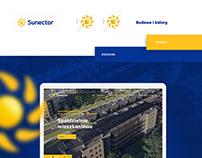 Sunector - Identity & Web Design