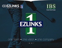 EZLinks Golf Presentation