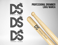 Professional Drummer LOGO (Graphic Design)