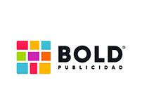 Refresh identidad visual Bold Publicidad