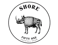SHORE 51 BRANDING AND MENU