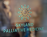 Skyland Palliative Medicine Branding and Website Design