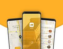 Qallabi App UI/UX Design