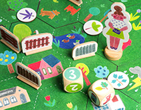 PUCOLJ! A board game about recycling.