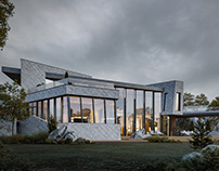 Private house in Onegino