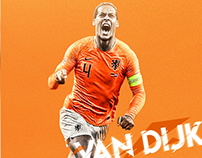 Virgil Van Dijk - Mobile Wallpaper