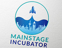 Brand Design of Mainstage Incubator