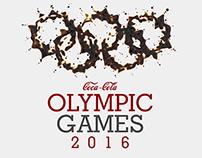 Ensaio - Personagens nos Jogos Olímpicos 2016