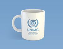 UNDAC 25th Anniversary - Website and Branding