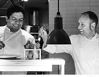Ciengramos - Cocina/Bar